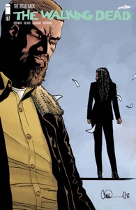 The Walking Dead #187 - Robert Kirkman, Charlie Adlard, Cliff Rathburn & Stefano Gaudiano pdf download