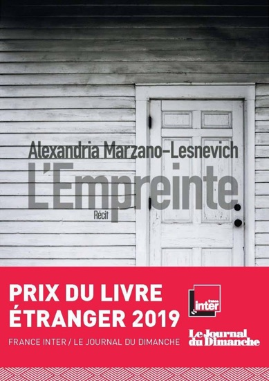 L'Empreinte by Alexandria Marzano-Lesnevich pdf download