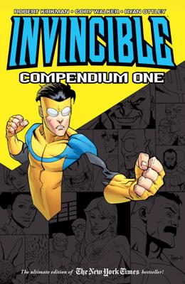 Invincible Compendium Vol. 1 - Robert Kirkman, Ryan Ottley & Cory Walker pdf download