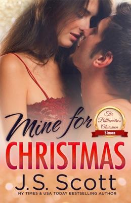 Mine For Christmas - J. S. Scott pdf download