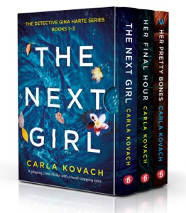 The Detective Gina Harte Series: Books 1–3 - Carla Kovach pdf download