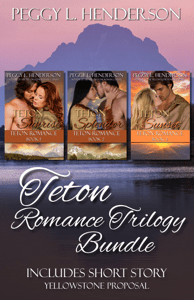 Teton Romance Trilogy Bundle (Includes short Story Yellowstone Proposal) - Peggy L Henderson pdf download