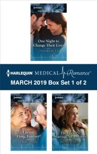 Harlequin Medical Romance March 2019 - Box Set 1 of 2 - Tina Beckett, Janice Lynn & Annie O'Neil pdf download