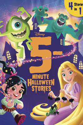 5-Minute Halloween Stories - Disney Book Group