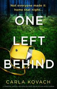 One Left Behind - Carla Kovach pdf download