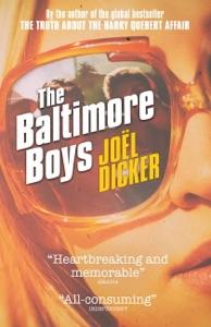 The Baltimore Boys - Joël Dicker & Alison Anderson pdf download