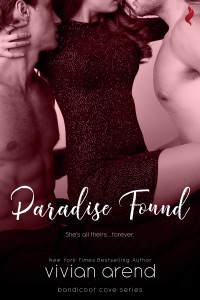 Paradise Found (A Sexy, Beach Romance Novella) - Vivian Arend pdf download