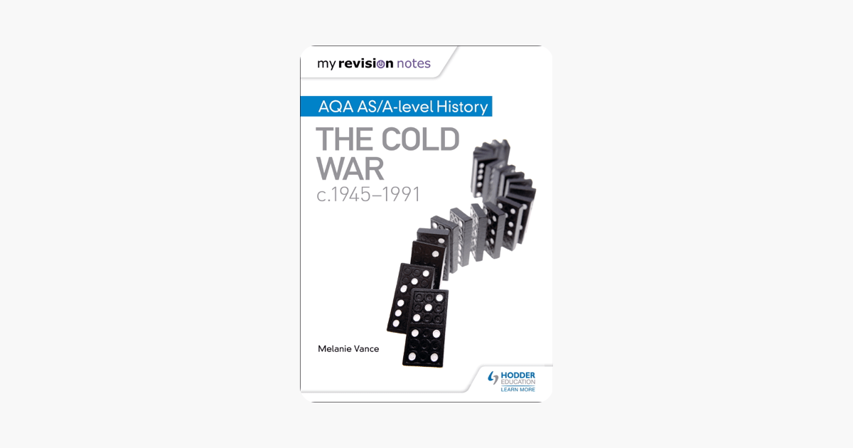 ‎My Revision Notes: AQA AS/A-level History: The Cold War