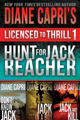Licensed to Thrill 1 - Diane Capri