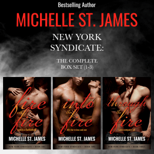 New York Syndicate: The Complete Series Box Set (1-3) - Michelle St. James pdf download