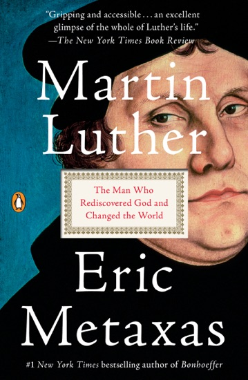Martin Luther by Eric Metaxas PDF Download