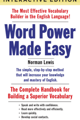 Word Power Made Easy (Interactive Edition) - Norman Lewis