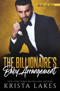 The Billionaire's Baby Arrangement: A Billionaire and Barista Love Story - Krista Lakes pdf download