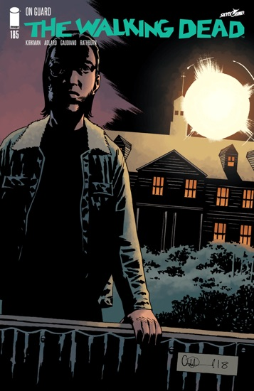 The Walking Dead #185 by Robert Kirkman, Charlie Adlard & Cliff Rathburn pdf download