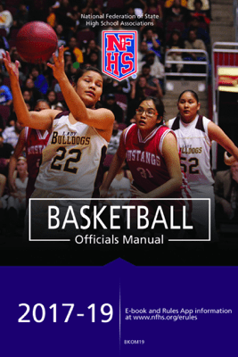 2018-19 Basketball Officials Manual - NFHS