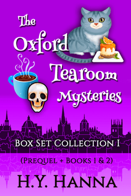 The Oxford Tearoom Mysteries Box Set Collection I (Prequel + Books 1 & 2) - H.Y. Hanna pdf download