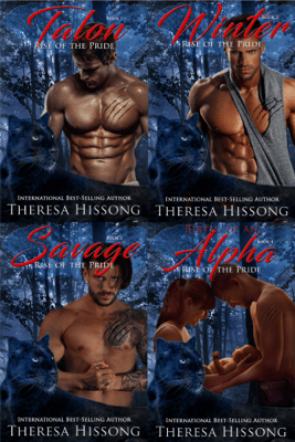 Rise of the Pride Box Set (Books 1-4) - Theresa Hissong pdf download