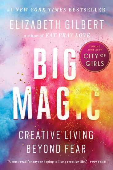 Big Magic by Elizabeth Gilbert PDF Download