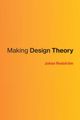 Making Design Theory - Johan Redstrom