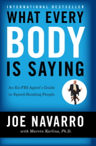 What Every BODY is Saying - Joe Navarro & Marvin Karlins pdf download