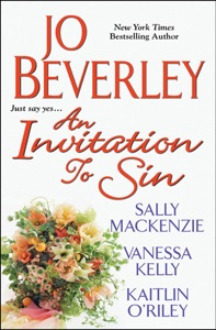 An Invitation to Sin - Jo Beverley, Sally MacKenzie, Vanessa Kelly & Kaitlin O'Riley pdf download