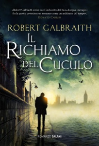 Il richiamo del cuculo - Robert Galbraith & J.K. Rowling pdf download
