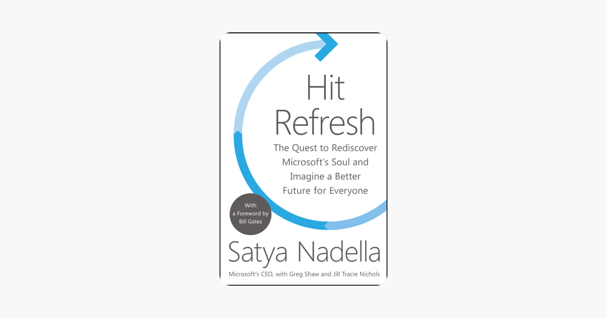 Hit Refresh on Apple Books