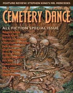 Cemetery Dance: Issue 71 - Richard Chizmar pdf download