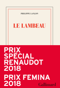 Le lambeau - Philippe Lançon pdf download