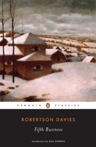 Fifth Business - Robertson Davies & Gail Godwin pdf download