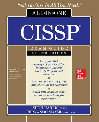 CISSP All-in-One Exam Guide, Eighth Edition - Shon Harris & Fernando Maymí pdf download