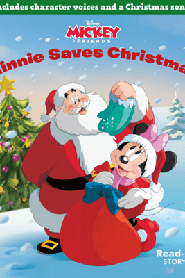Minnie Saves Christmas - Disney Book Group