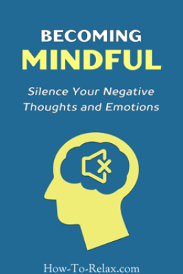 Becoming Mindful: Silence Your Negative Thoughts and Emotions to Regain Control of Your Life - HowToRelax Blog Team