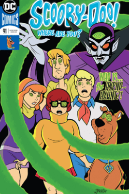 Scooby-Doo, Where Are You? (2010-) #91 - Derek Fridolfs & Randy Elliott