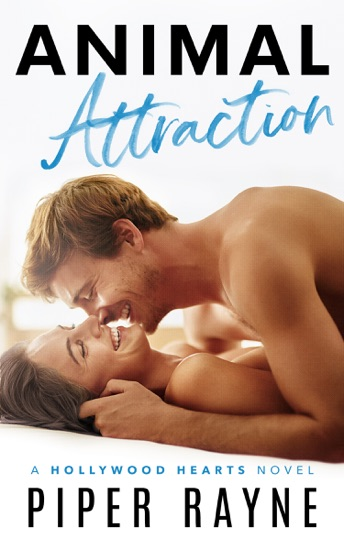 Animal Attraction (Hollywood Hearts Book 2) by Piper Rayne PDF Download