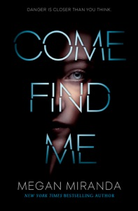 Come Find Me - Megan Miranda pdf download