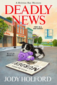 Deadly News - Jody Holford pdf download