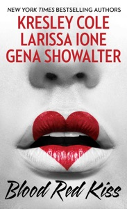 Blood Red Kiss - Kresley Cole, Larissa Ione & Gena Showalter pdf download