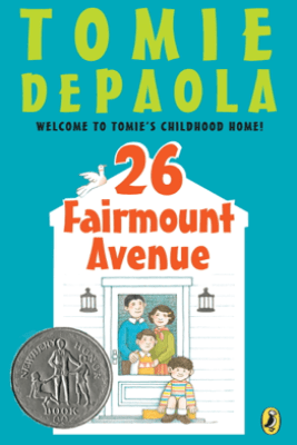 26 Fairmount Avenue - Tomie dePaola