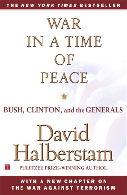 War in a Time of Peace - David Halberstam pdf download