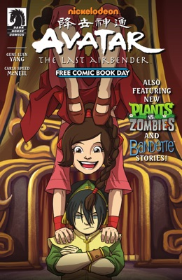 Free Comic Book Day 2015: All Ages - Gene Luen Yang pdf download