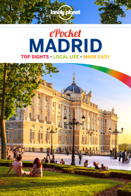 Pocket Madrid Travel Guide - Lonely Planet