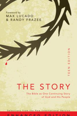 The Story: Teen Edition, eBook (Enhanced Edition) - Zondervan