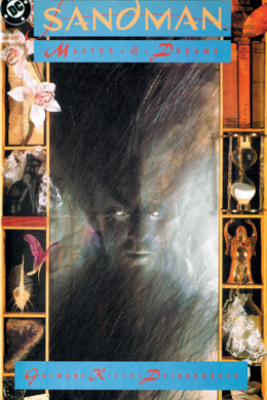 The Sandman #1 - Neil Gaiman, Sam Kieth & Mike Dringenberg