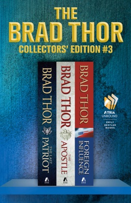 Brad Thor Collectors' Edition #3 - Brad Thor pdf download