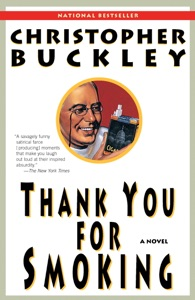 Thank You for Smoking - Christopher Buckley pdf download