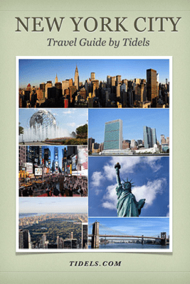 New York City Travel Guide By Tidels - Tidels