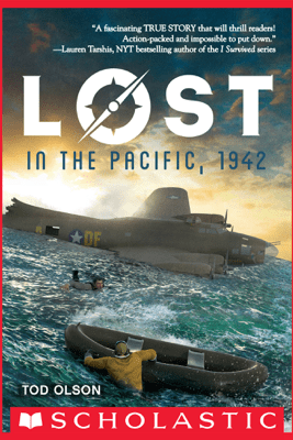 Lost in the Pacific, 1942: Not a Drop to Drink (Lost #1) - Tod Olson