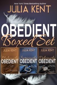 The Obedient Boxed Set - Julia Kent pdf download
