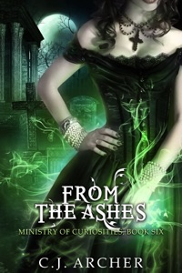 From the Ashes - C.J. Archer pdf download
